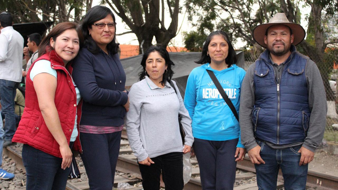 Nada detendrá la lucha por los legítimos intereses del magisterio michoacano, aseguró la diputada Laura Granados Beltrán