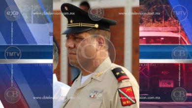 Muere un Coronel del Ejército tras enfrentamiento con sicarios