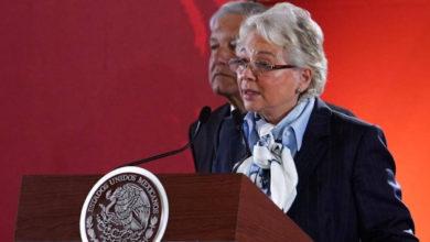 Guardia Nacional, prioridad del gobierno de México: Olga Sánchez Cordero