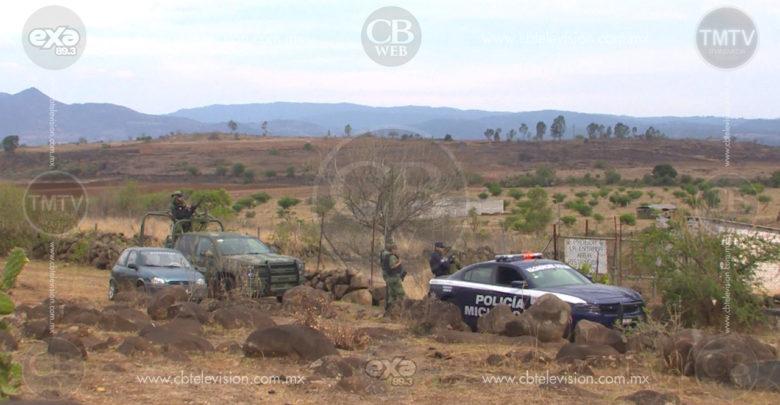 Ejecutan de un tiro en la cabeza a un jornalero en Zitácuaro
