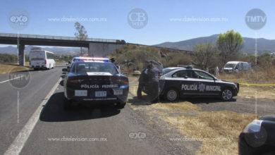 Confirman que cadáver hallado en la carretera Morelia-Pátzcuaro corresponde al de un médico
