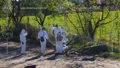 Localizan un ejecutado a un paso de las vías férreas en Morelia
