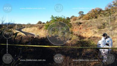 Hallan a dos hombres muertos en la Morelia – Quiroga