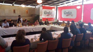 Presidente Municipal deja plantados a empresarios restauranteros
