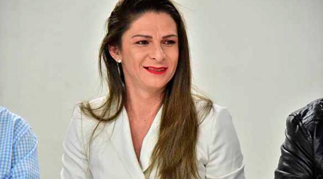 Ana Gabriela Guevara declara un sueldo mayor al de AMLO