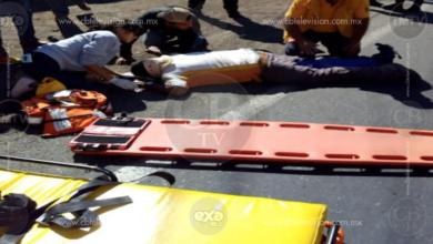 Vehículo desconocido arrolla a hombre en Zamora