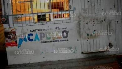 Comando armado ataca a balazos las instalaciones de saneamiento de Acapulco
