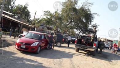 Automovilista es muerto a balazos en La Mira