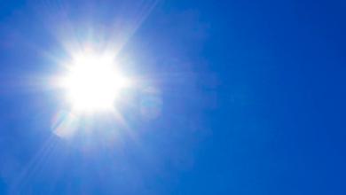 Día caluroso para la ciudad de Morelia