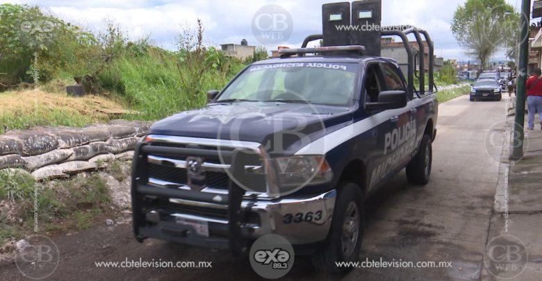 Decomisan armas, un lanzagranadas y autos robados en Zamora