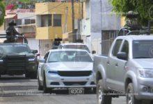 Militares y ministeriales catean domicilio y arrestan a dos hombres en Morelia