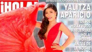 Yalitza Aparicio impacta en la portada de ¡Hola! México