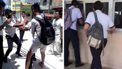 Adolescente asesina a su compañero de secundaria en Celaya