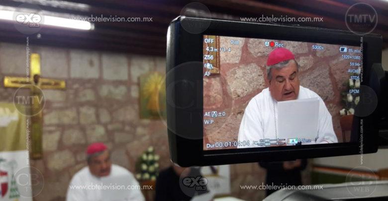 Llama Arzobispo de Morelia a crear consciencia contra el Cáncer