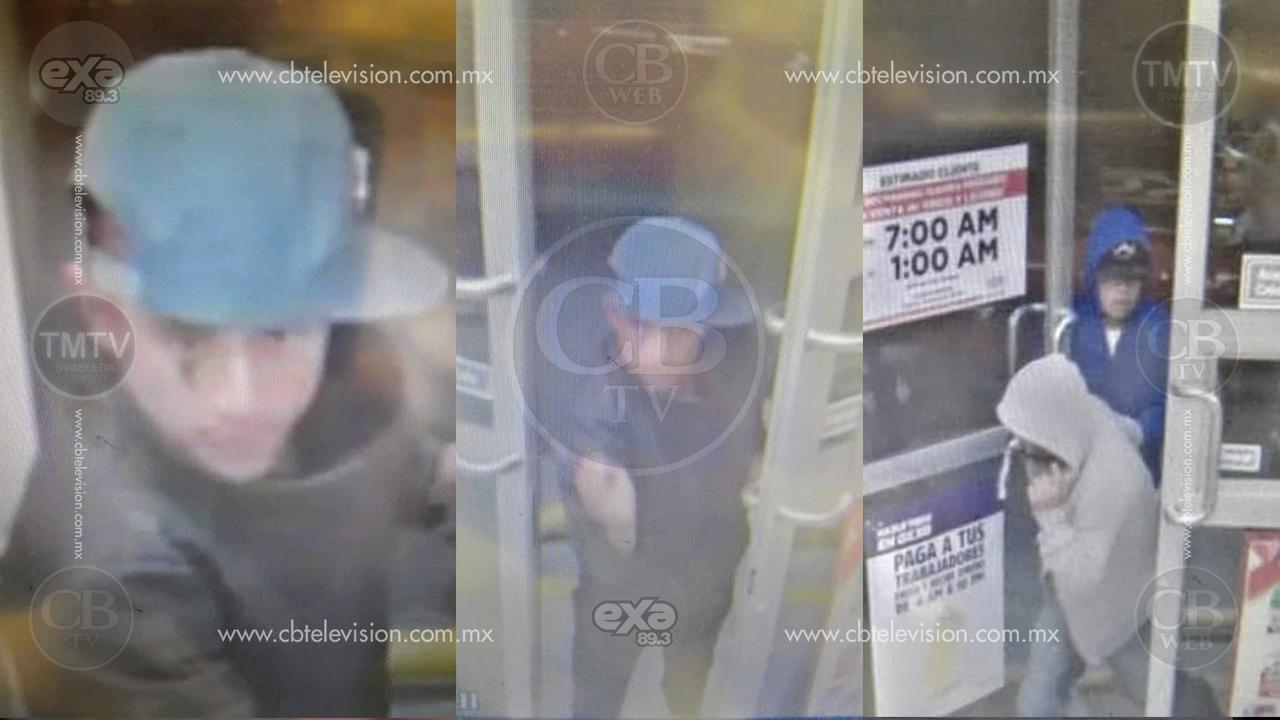 Después de asaltar a empleado de tienda en Morelia, asaltantes lo balean