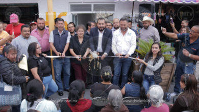 Va Humberto González por desarrollo de Villa Jiménez