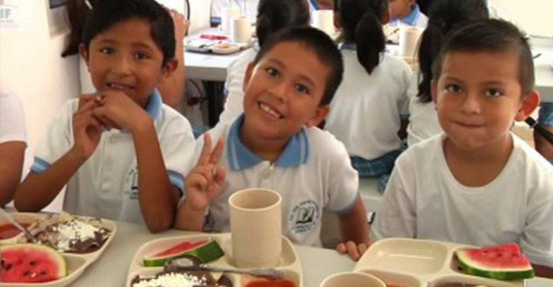 Rediseñan desayunos escolares para combatir la obesidad y la diabetes