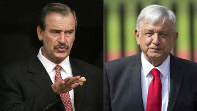 """""""Felicidades AMLO este es el camino"""", dice Fox a Obrador"""