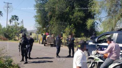 Enfrentamiento en tierra caliente moviliza fuerzas policiales y castrenses