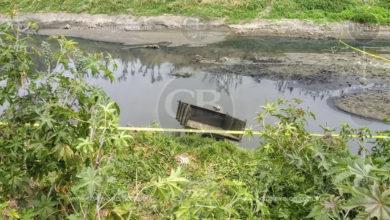 Hombre pierde la vida ahogado en un canal de Álvaro Obregón