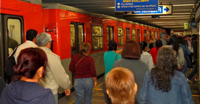 Uno de los lugares preferidos para los secuestradores: El metro de la Ciudad de México