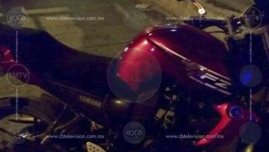 Detienen a hombre que conducía motocicleta robada en Zamora