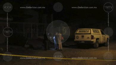 Matan a balazos a un hombre en El Platanal, Jacona