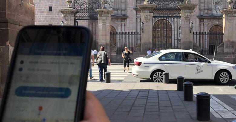 Habrá tarifario de taxis en Morelia, se busca cobrar lo justo