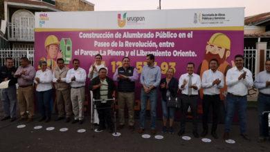 Entrega Víctor Manríquez 4 obras enfocadas a dar seguridad vial a la población por 6.7 mdp