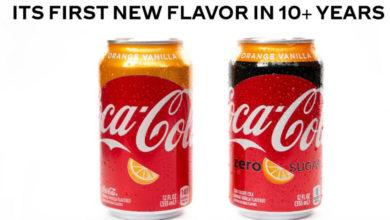 Coca-Cola anuncia lanzamiento de nuevo sabor