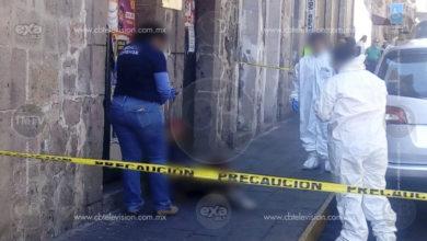 Muere peatón en el Centro Histórico de Morelia
