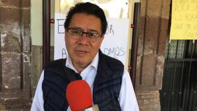 Continúan en paro de la labores empleados del hotel Virrey de Mendoza