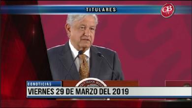 """Photo of CB Noticias el Amanecer 29 de Marzo. La Información más Importante para iniciar tu día. """"Los Titulares"""""""