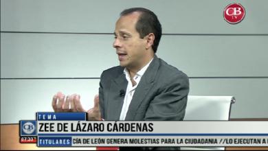 Photo of CB Noticias el Amanecer 29 de Marzo. La Mesa de Debate: ZEE de Lázaro Cárdenas Bloque 3-8