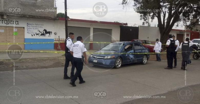 Abuelito sale de su casa pero no regresa, es arrollado en la carretera Morelia-Quiroga