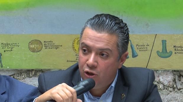Falsa supuesta amenaza de Luis Navarro a titular de SEFECO