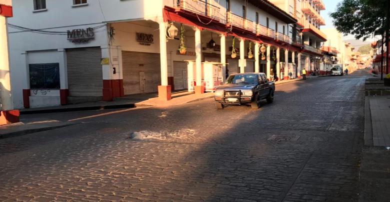 Se realizarán obras de mantenimiento en la infraestructura vial del primer cuadro de la ciudad