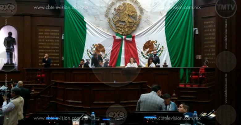 Sesión Ordinaria en Congreso del Estado