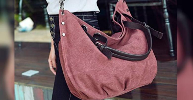 El peso de la bolsa de mano puede causar problemas músculo esqueléticos severos