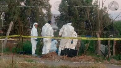 Investigan asesinato de un hombre en Téjaro
