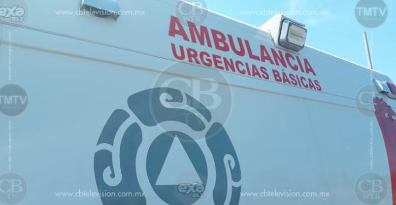 FGE investiga muerte de una niña al norte de Morelia