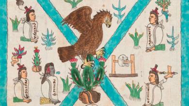 Códice Mendoza; la crónica más completa de México-Tenochtitlan