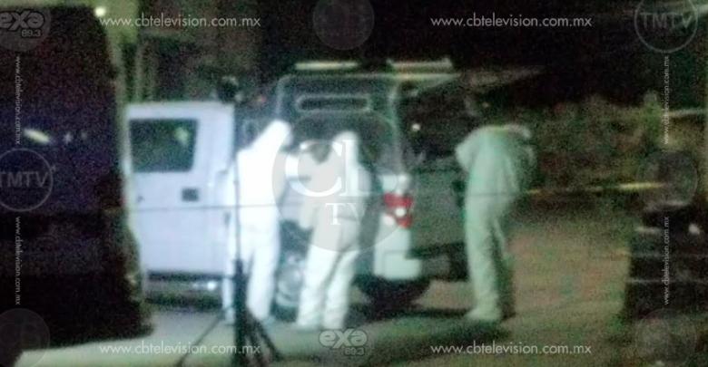 Uno más en Morelia: Asesinan a hombre en la cochera de su casa