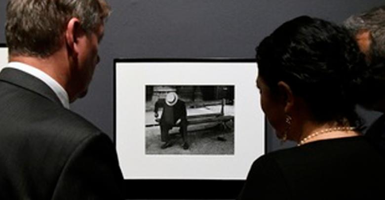 Brassaï. El ojo de París, primera retrospectiva del fotógrafo húngaro, fue inaugurada en el Museo del Palacio de Bellas Artes