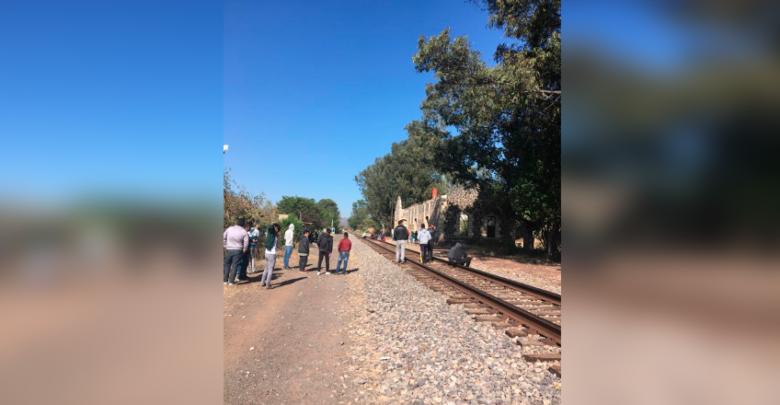 Reclama AIEMAC a Gobierno de Michoacán hacer caso omiso a toma de vías férreas