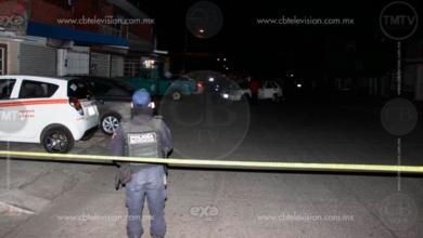 Asesinan a un hombre en Uruapan