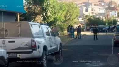 Matan a hombre en Morelia