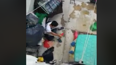 VIDEO: Adolescente es maltratado; vive como mascota en el patio