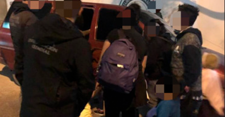 Rescata a 32 inmigrantes en Chiapas