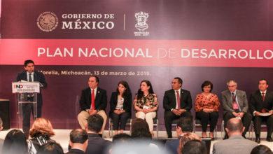 Michoacán, pilar fundamental del Plan Nacional de Desarrollo 2019- 2024: Roberto Pantoja